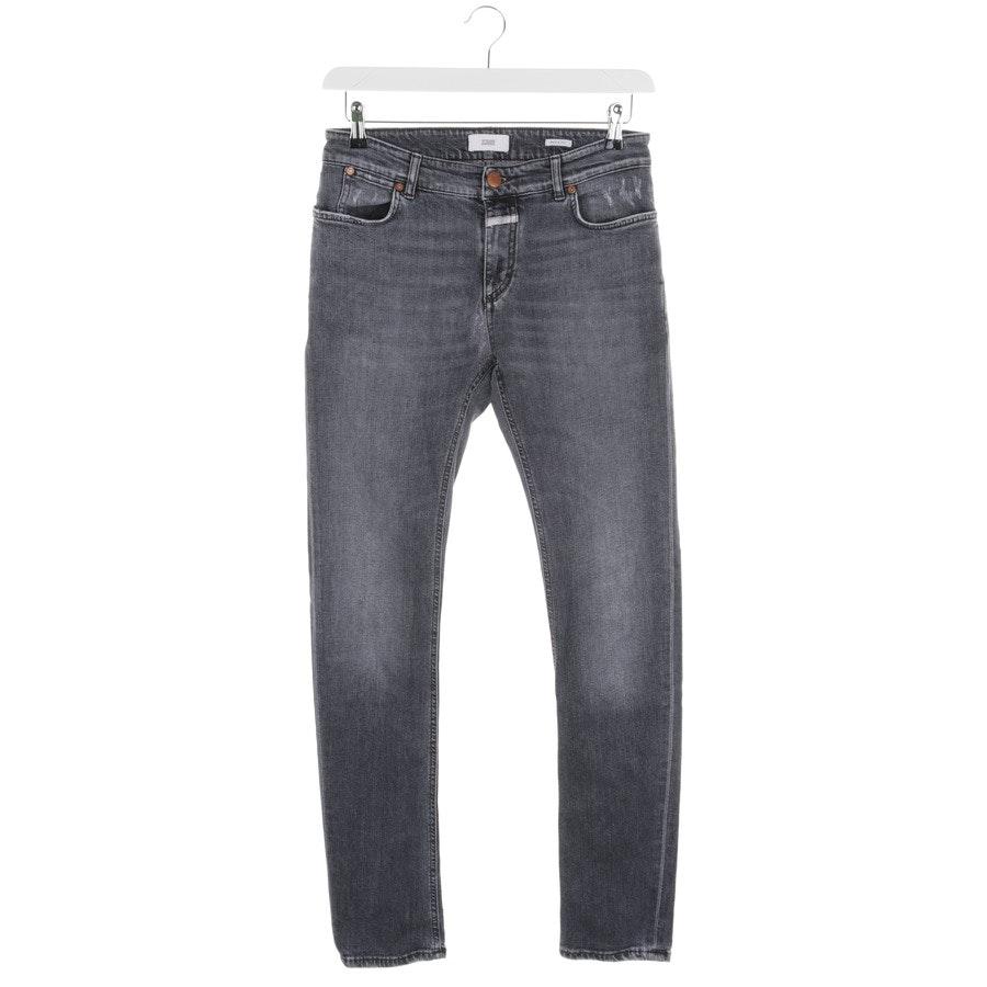 Jeans von Closed in Dunkelgrau Gr. W29 - Unity Slim
