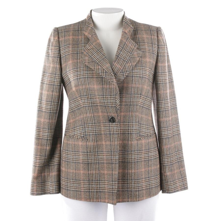 blazer from Armani Collezioni in beige brown and multicolor size 40 IT 48