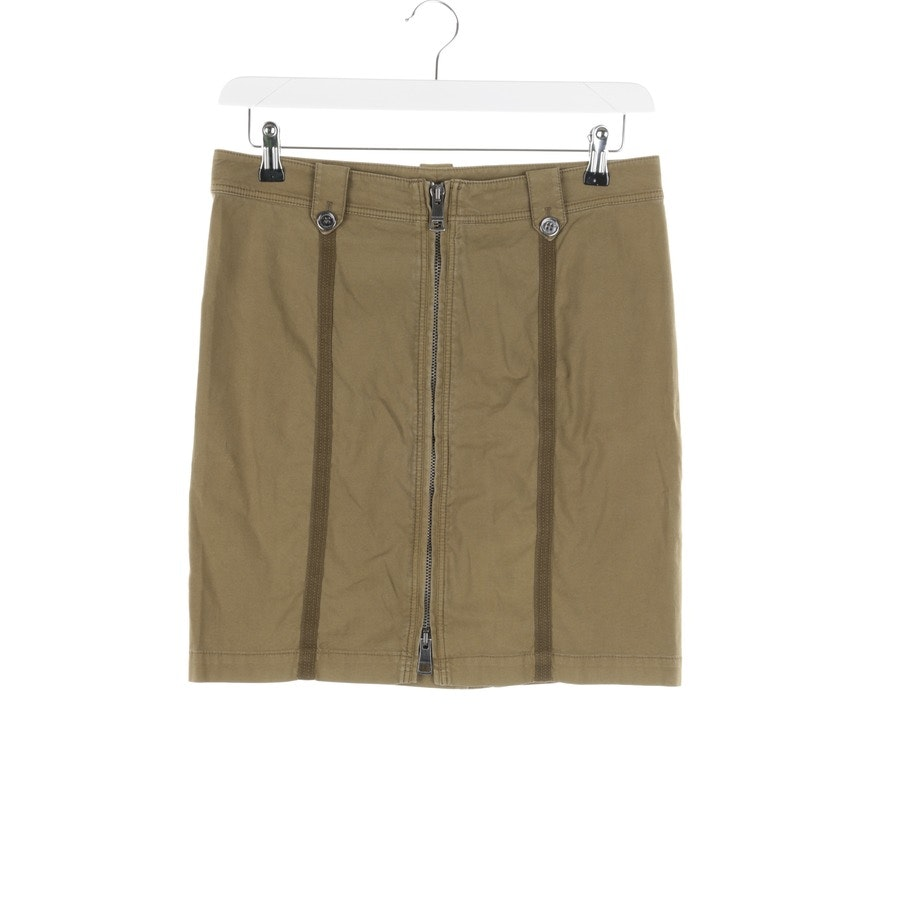 skirt from Burberry Brit in khaki size 38