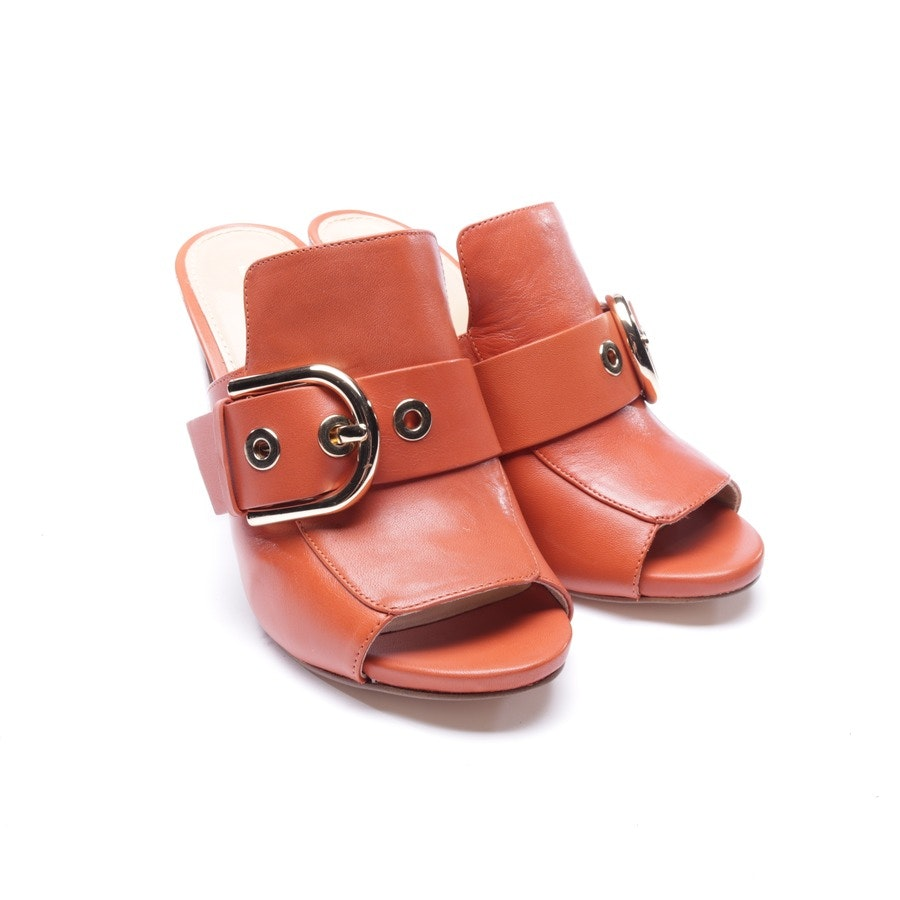 Mules von Michael Kors in Orange Gr. EUR 36 US 6 - Neu