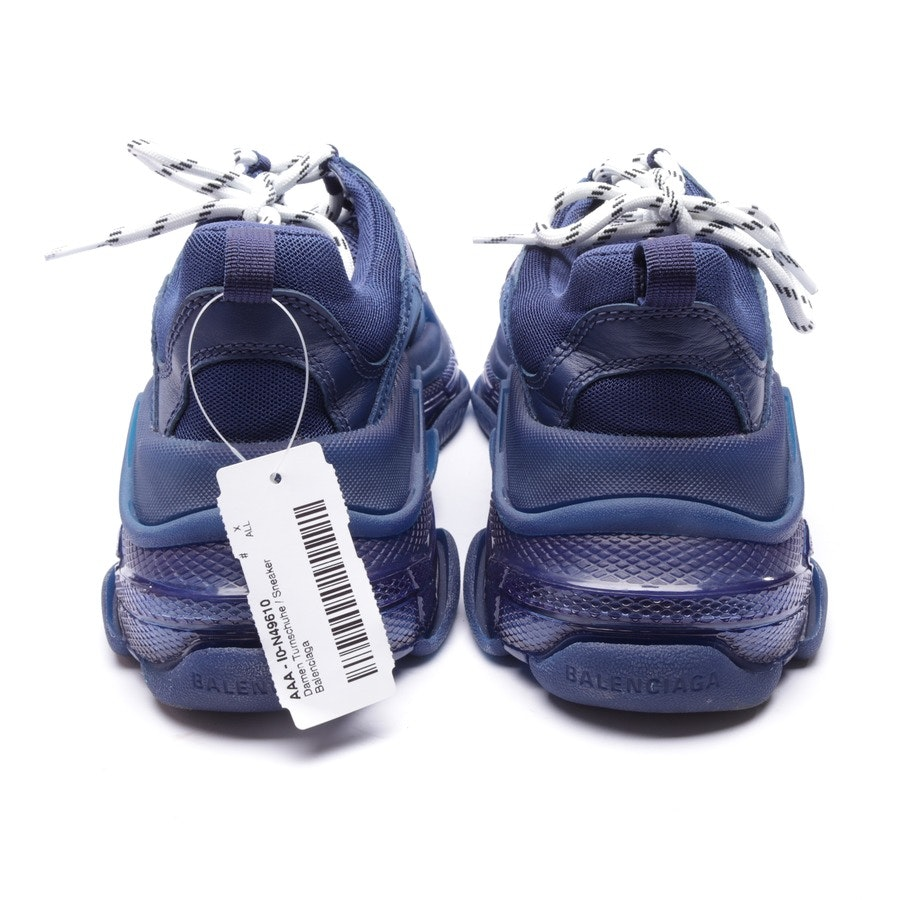 trainers from Balenciaga in blue size EUR 39 - triple s