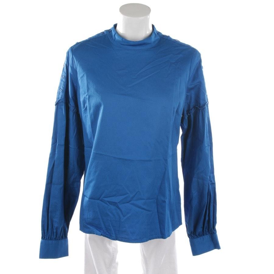 Bluse von Gestuz in Blau Gr. 40
