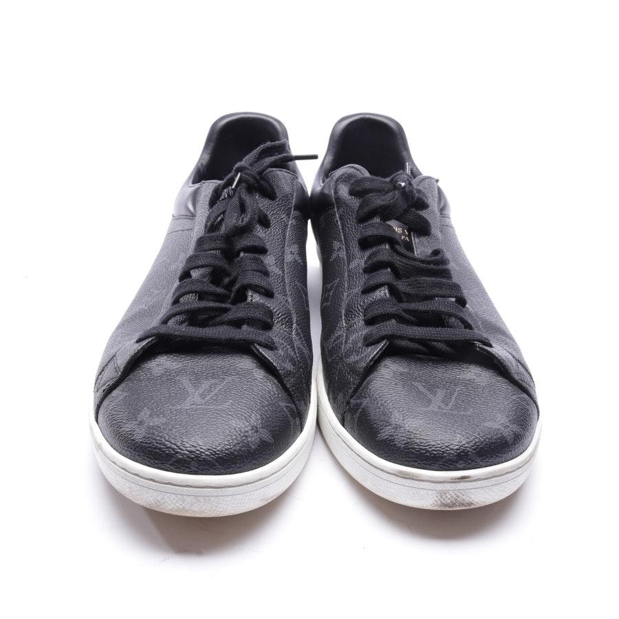 Sneaker von Louis Vuitton in Schwarz und Grau Gr. EUR 43 - Luxembourg