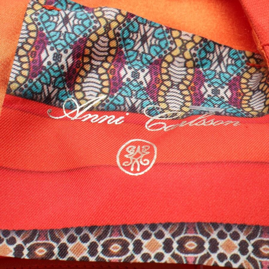 Kleid von Anni Carlsson in Orange Gr. 38