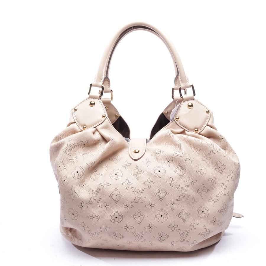 Schultertasche von Louis Vuitton in Beige - Mahina GM