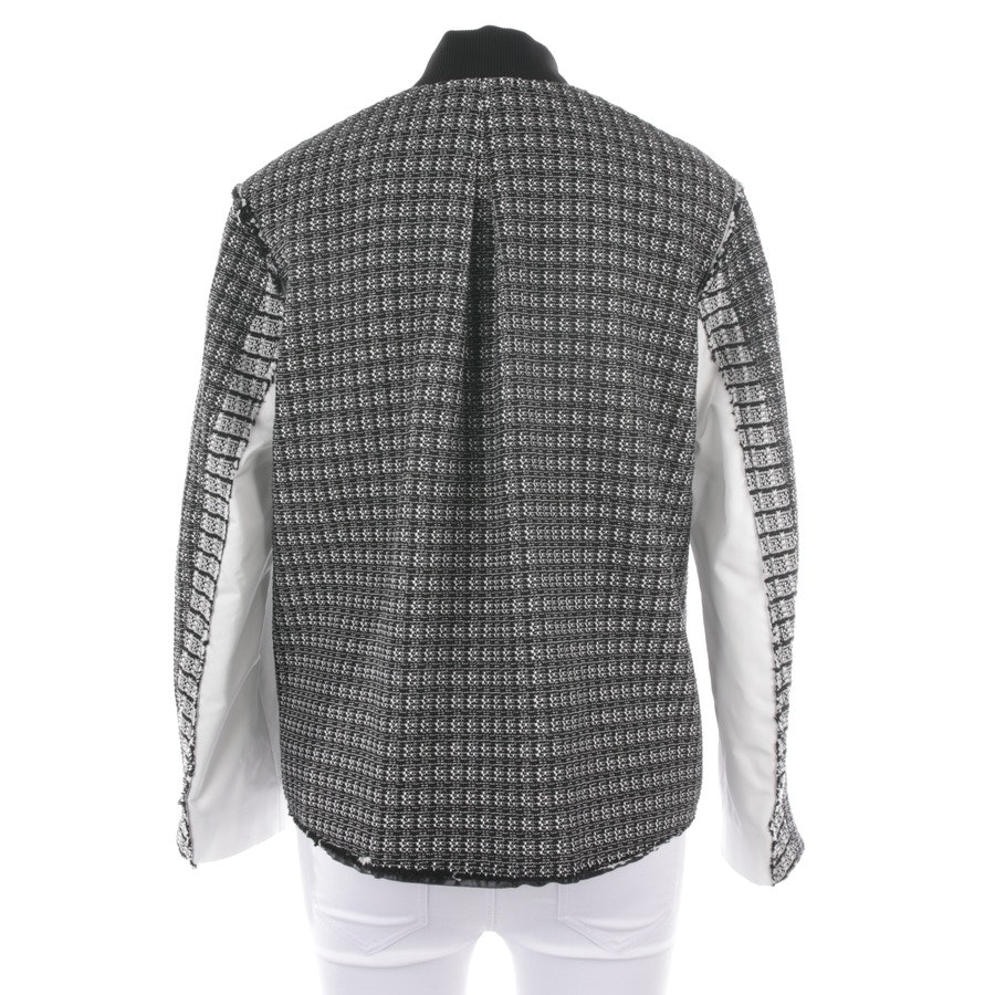 between-seasons jackets from Dorothee Schumacher in black and white size 36 / 2