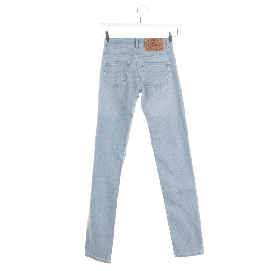 jeans from Fiorucci in light blue size W24