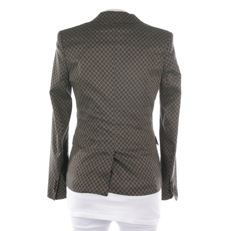 blazer from Drykorn in black and brown size 36 / 2