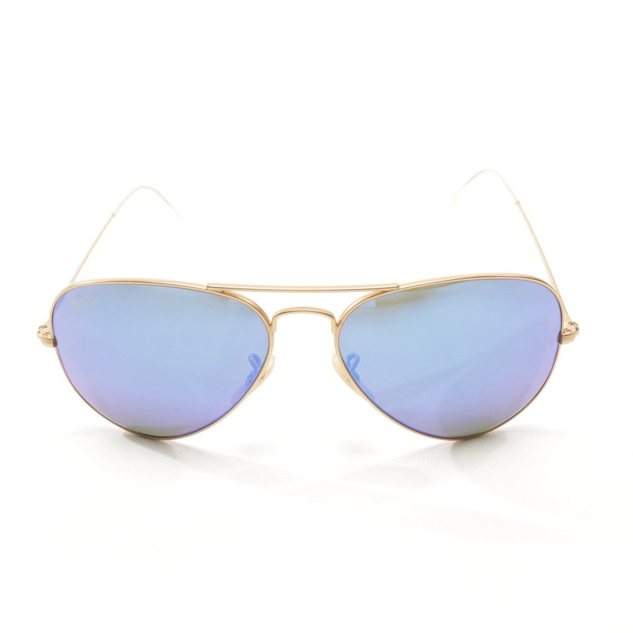 sunglasses from Ray Ban in gold - aviator