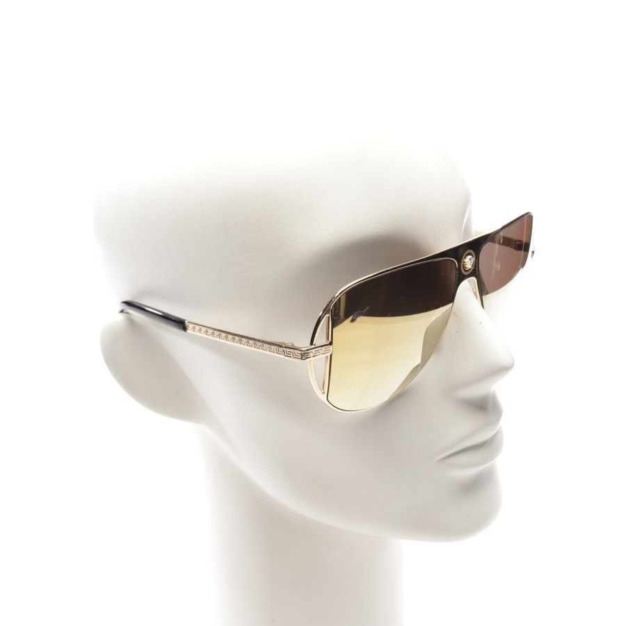 sunglasses from Versace in gold
