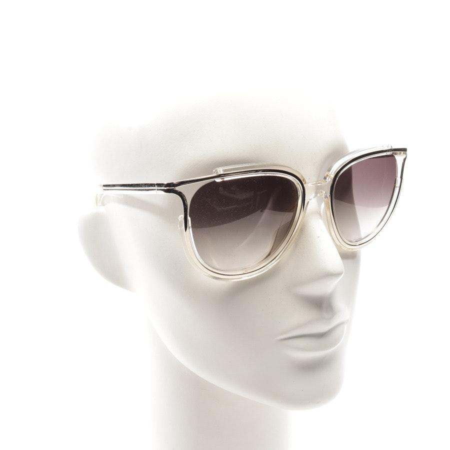 Sonnenbrille von Chloé in Gold