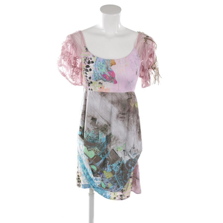 Kleid von Save the Queen in Multicolor Gr. S