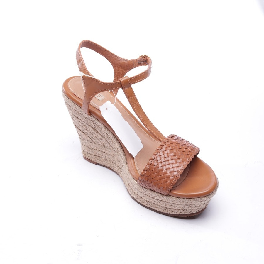 Wedges von UGG Australia in Braun Gr. EUR 38 US 7