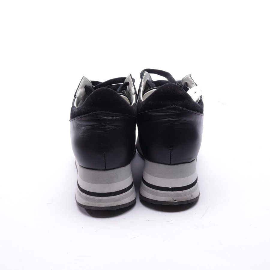 trainers from Philippe Model in black size EUR 37