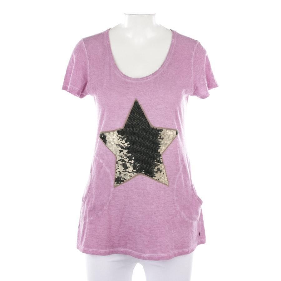 Shirt von Frogbox in Lila Gr. 36