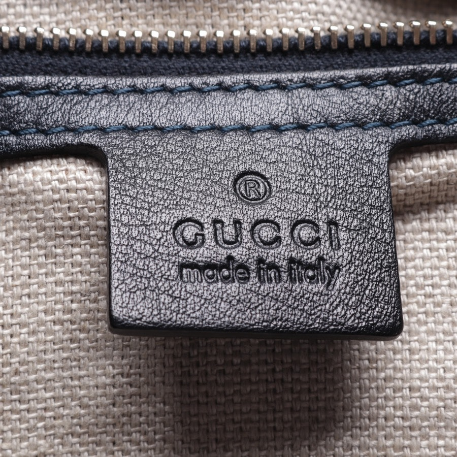shoulder bag from Gucci in dark green and black - jackie bag