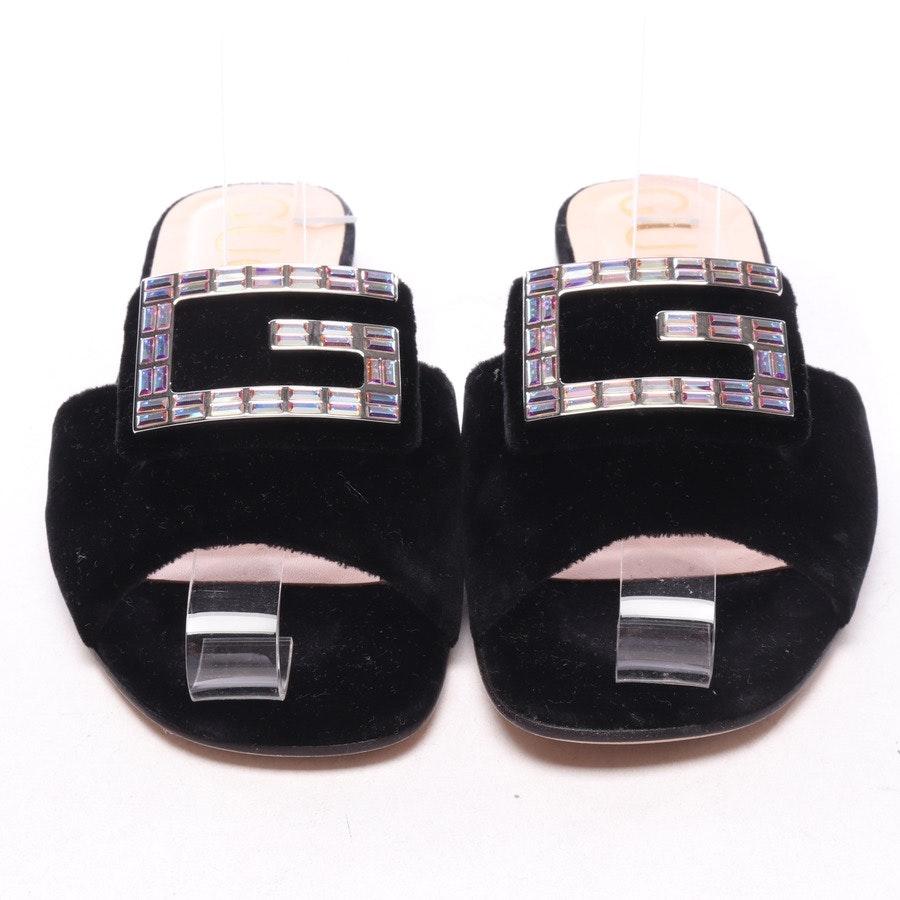 Sandalen von Gucci in Schwarz Gr. EUR 39