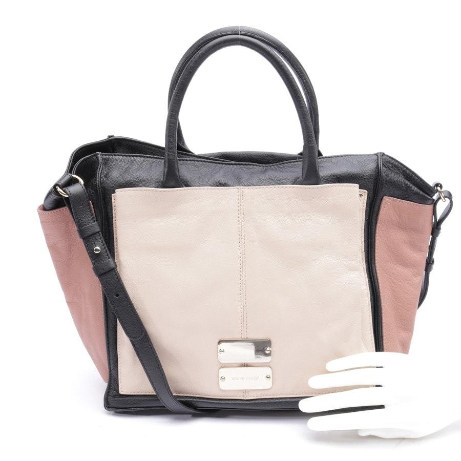 Handtasche von See by Chloé in Schwarz und Mehrfarbig - Nellie