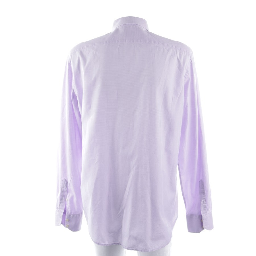 business shirt from Lacoste in purple size 43-44