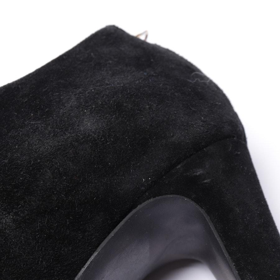 Ankle Pumps von Hugo Boss Black Label in Schwarz Gr. EUR 40