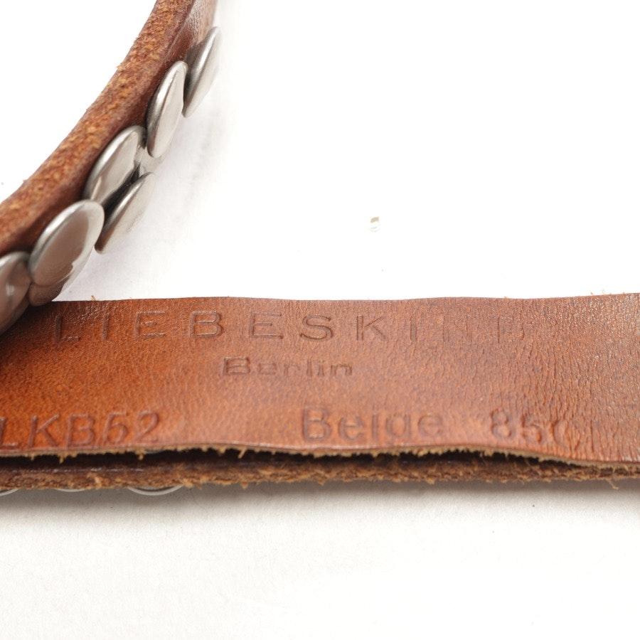 belt from Liebeskind Berlin in beige size 85 cm