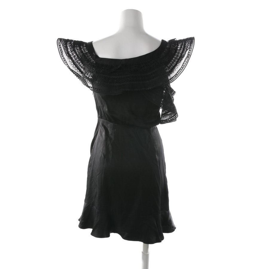dress from self-portrait in black size 32 UK 6