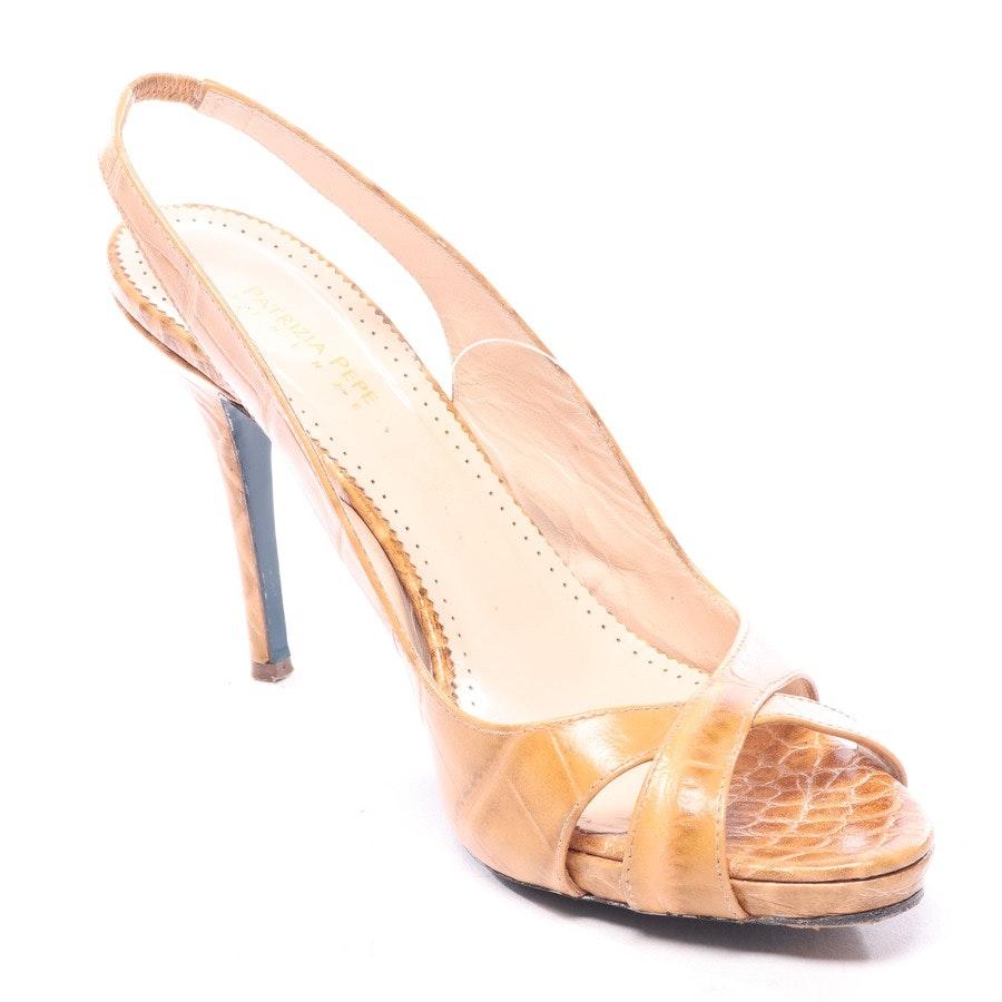 Sandaletten von Patrizia Pepe in Braun Gr. EUR 39