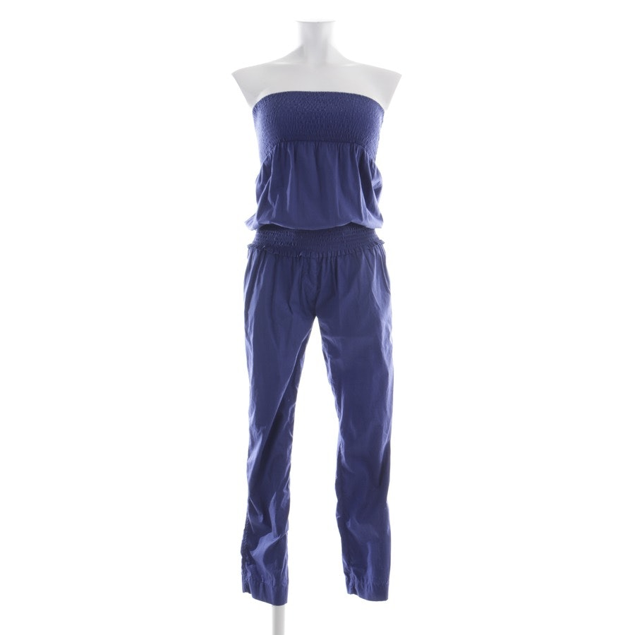 jumpsuit from Patrizia Pepe in cyan blue size 32 IT 38