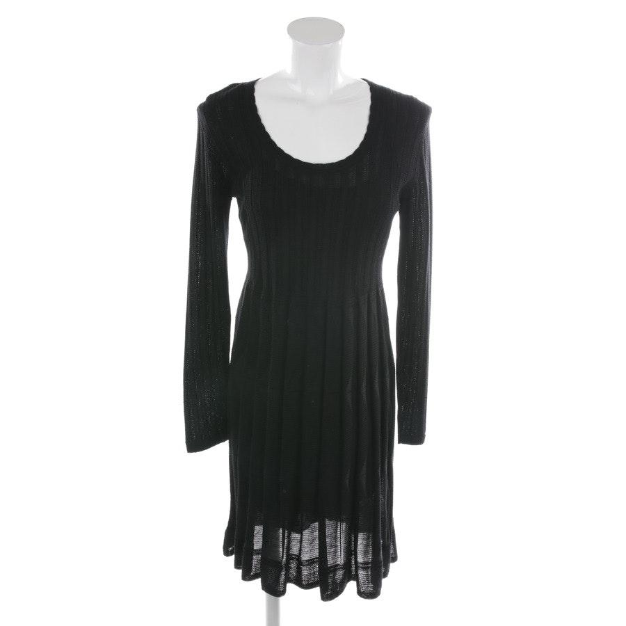 Kleid von Missoni M in Schwarz Gr. 38