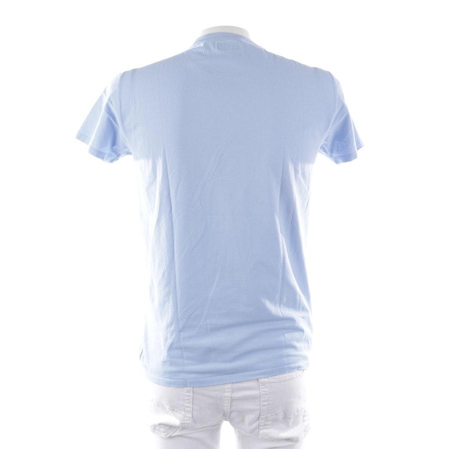 T-Shirt von Armani Jeans in Hellblau Gr. L