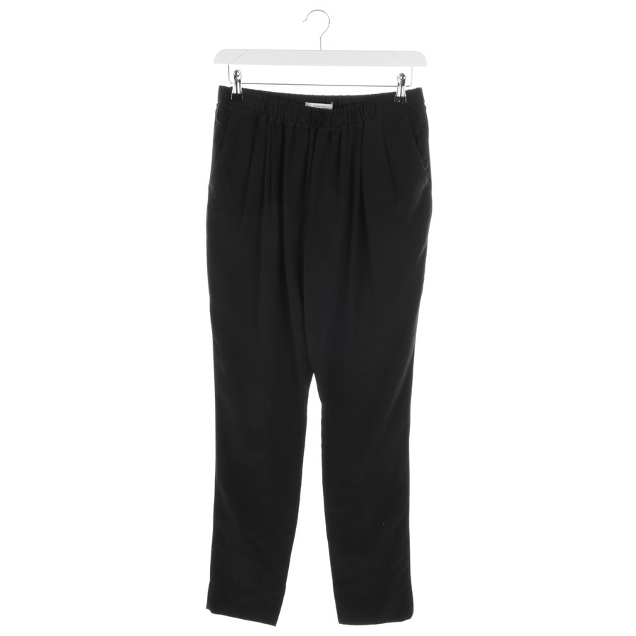 trousers from Dorothee Schumacher in black size 38 / 3
