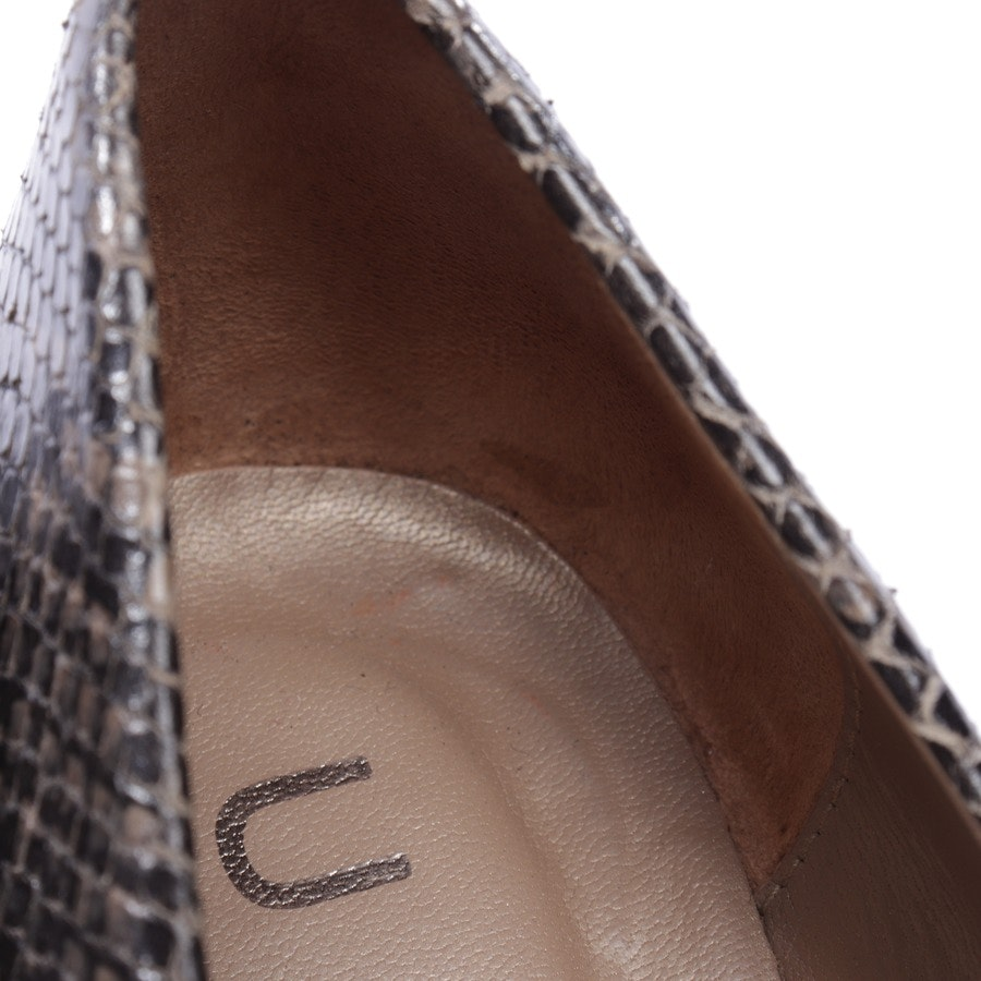 pumps from Unisa in taupe and black size EUR 38