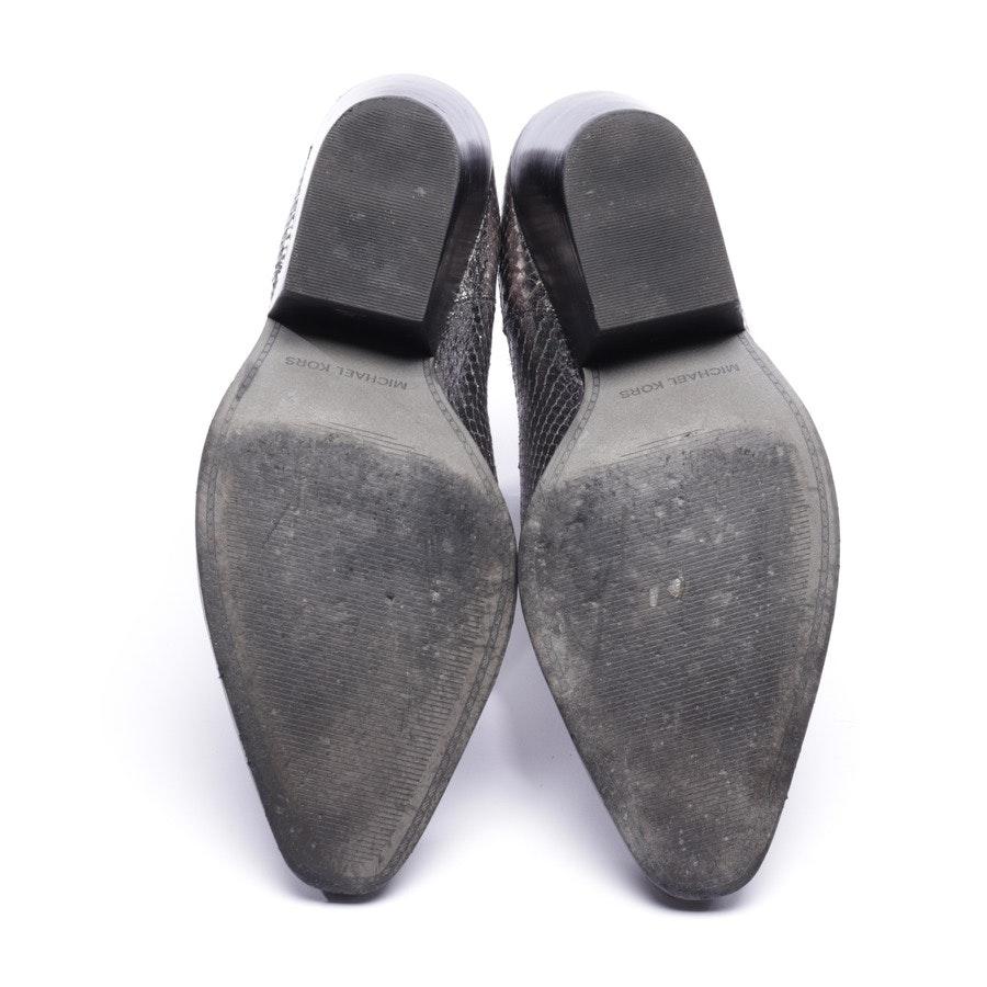 Stiefeletten von Michael Kors in Silber Gr. EUR 39,5