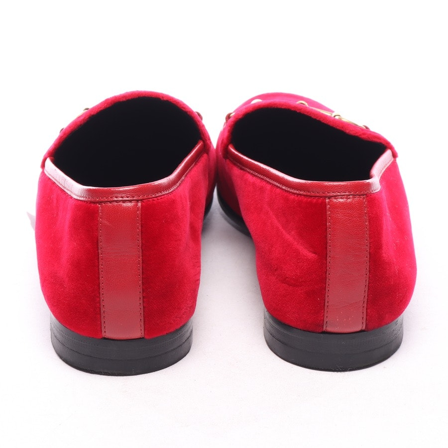 loafers from Gucci in red size EUR 38