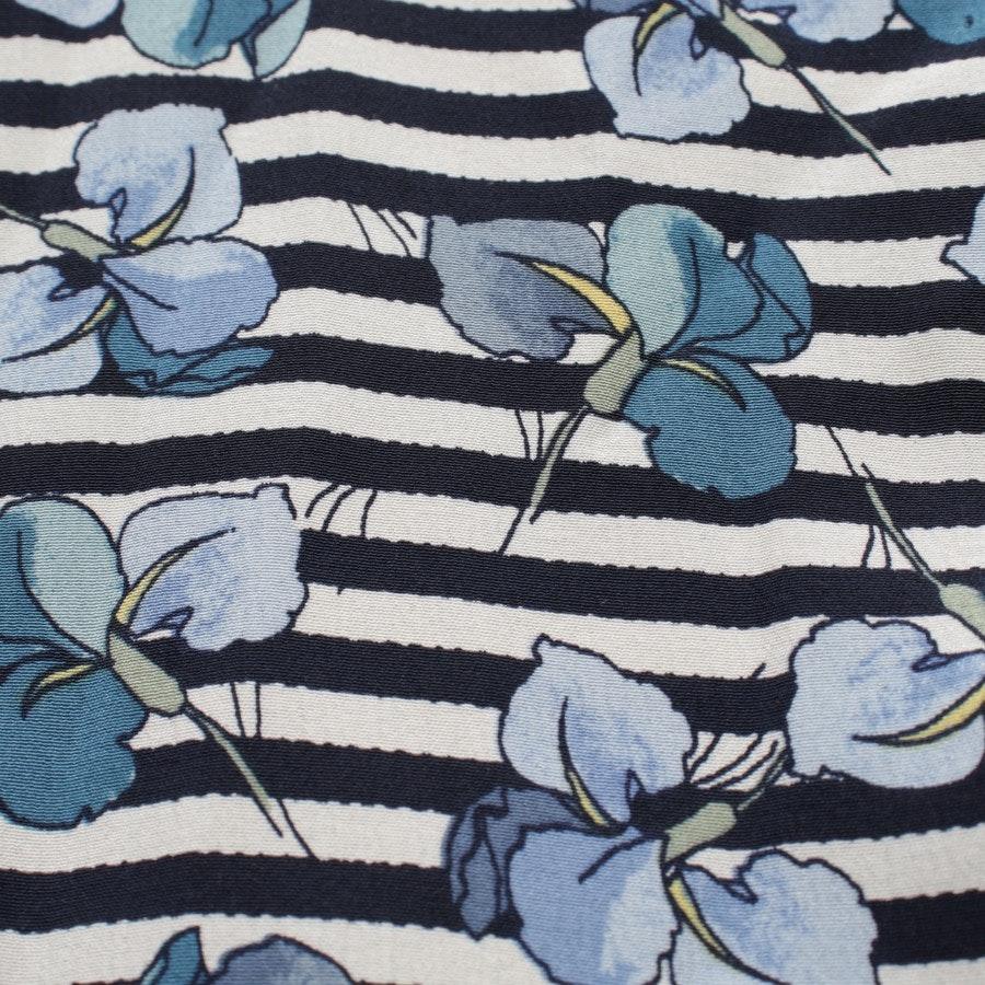 Seidenbluse von Tory Burch in Multicolor Gr. 36 / 2