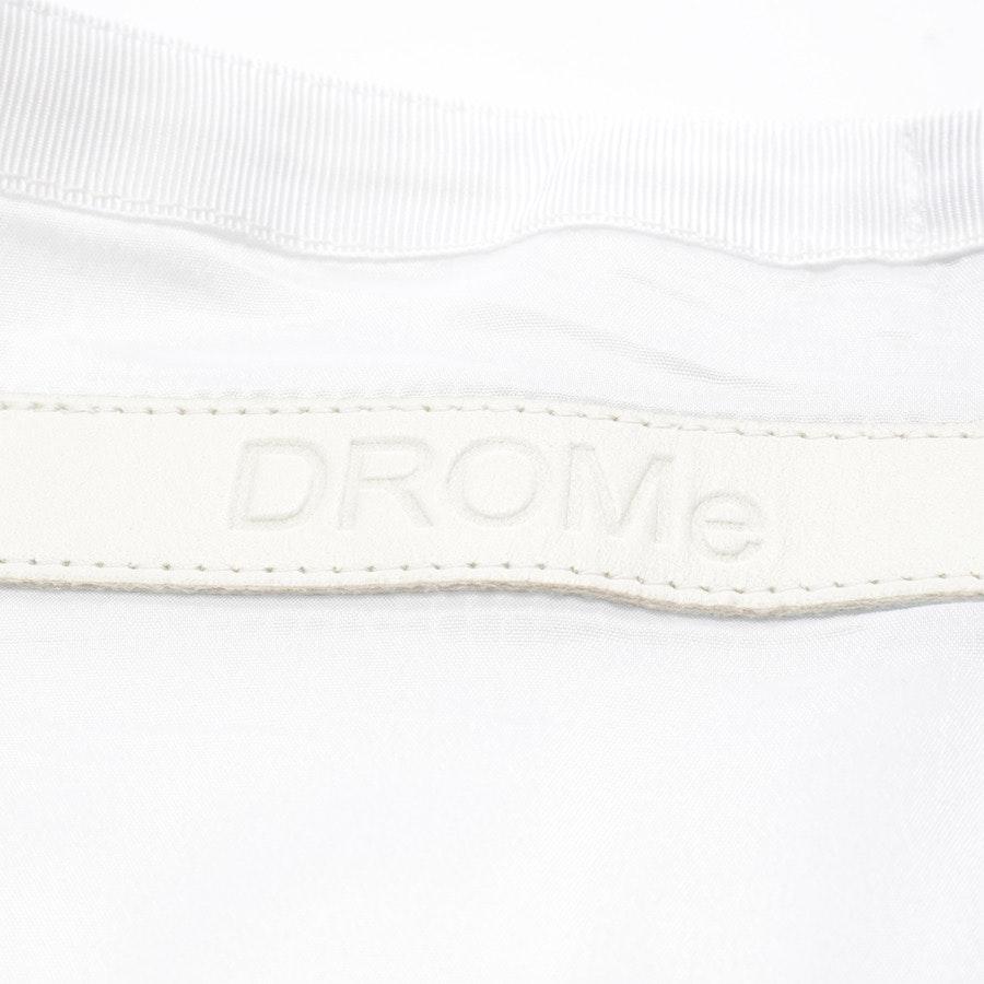 Rock von Drome in Weiß und Multicolor Gr. S