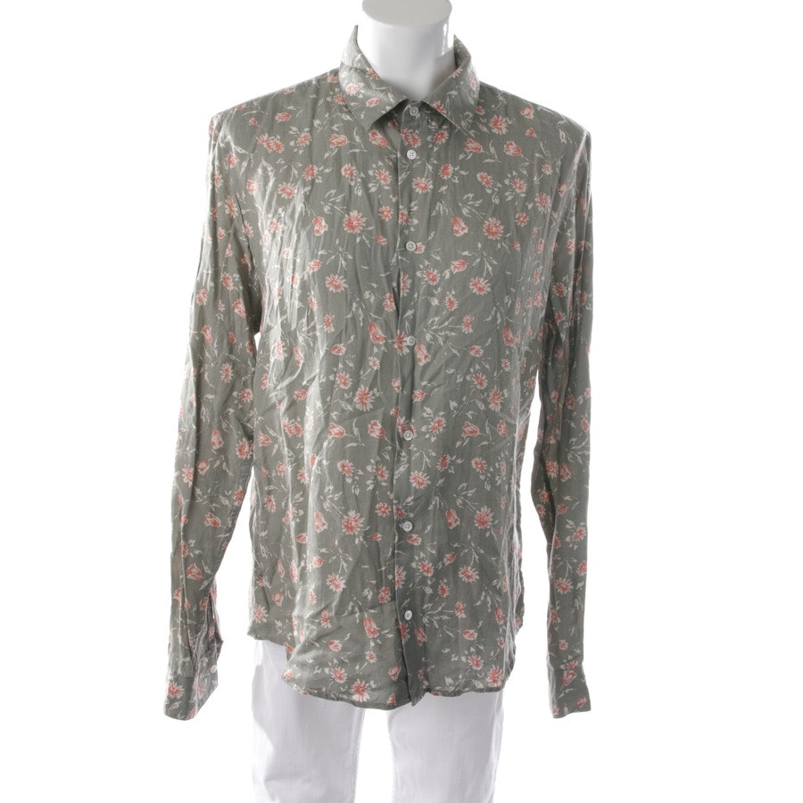 Bluse von Sandro in Multicolor Gr. 36 / 2