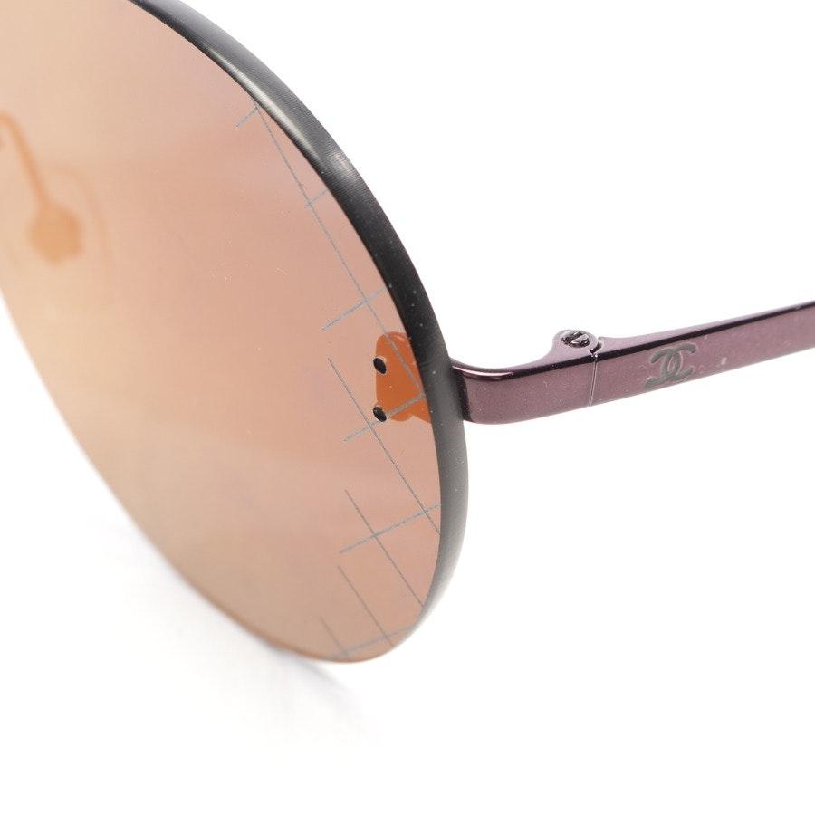 Sonnenbrille von Chanel in Lila - 4216