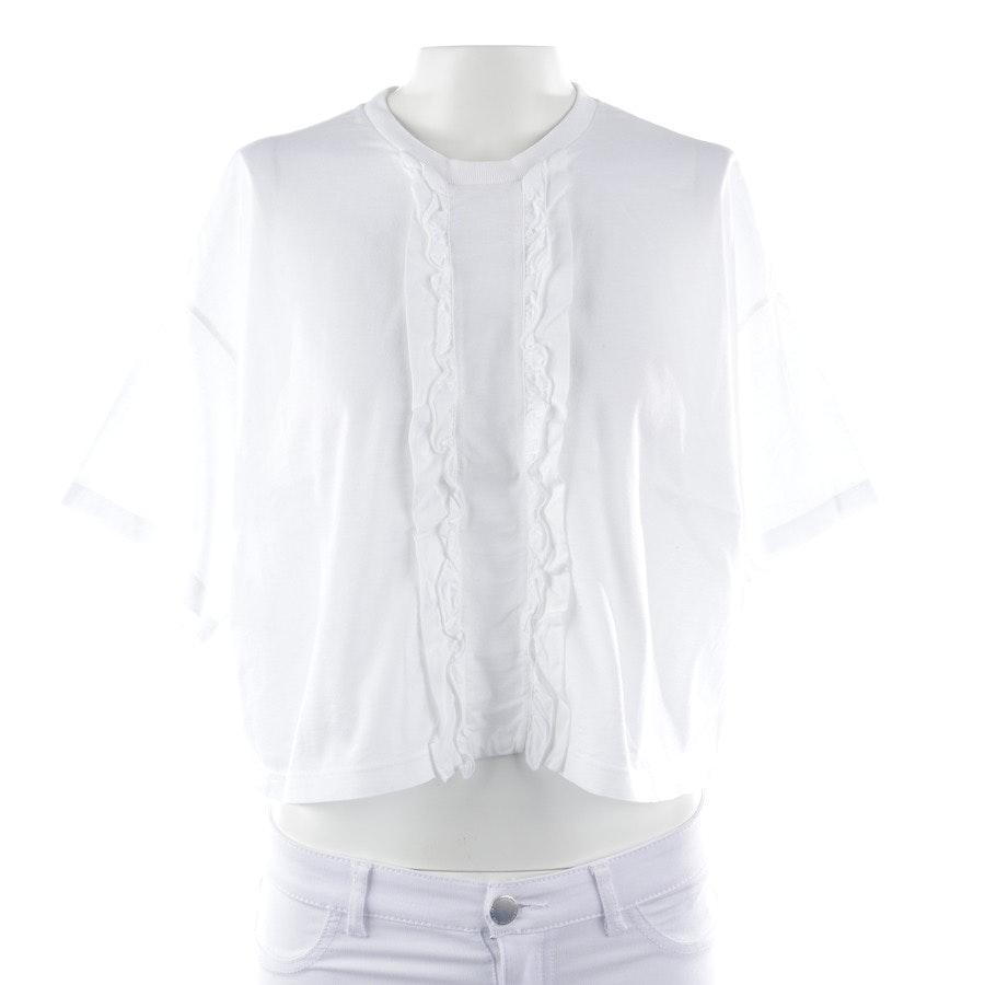 Shirt von Prada in Weiß Gr. XS