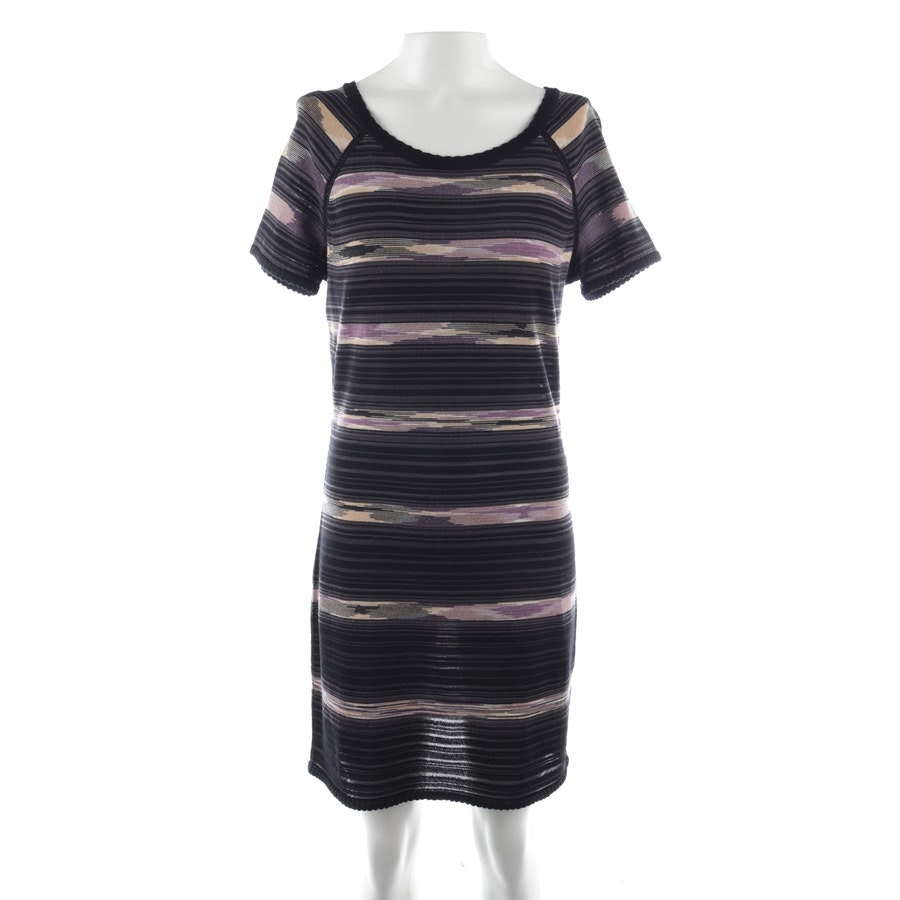 dress from Missoni in black and purple size 34 IT 40