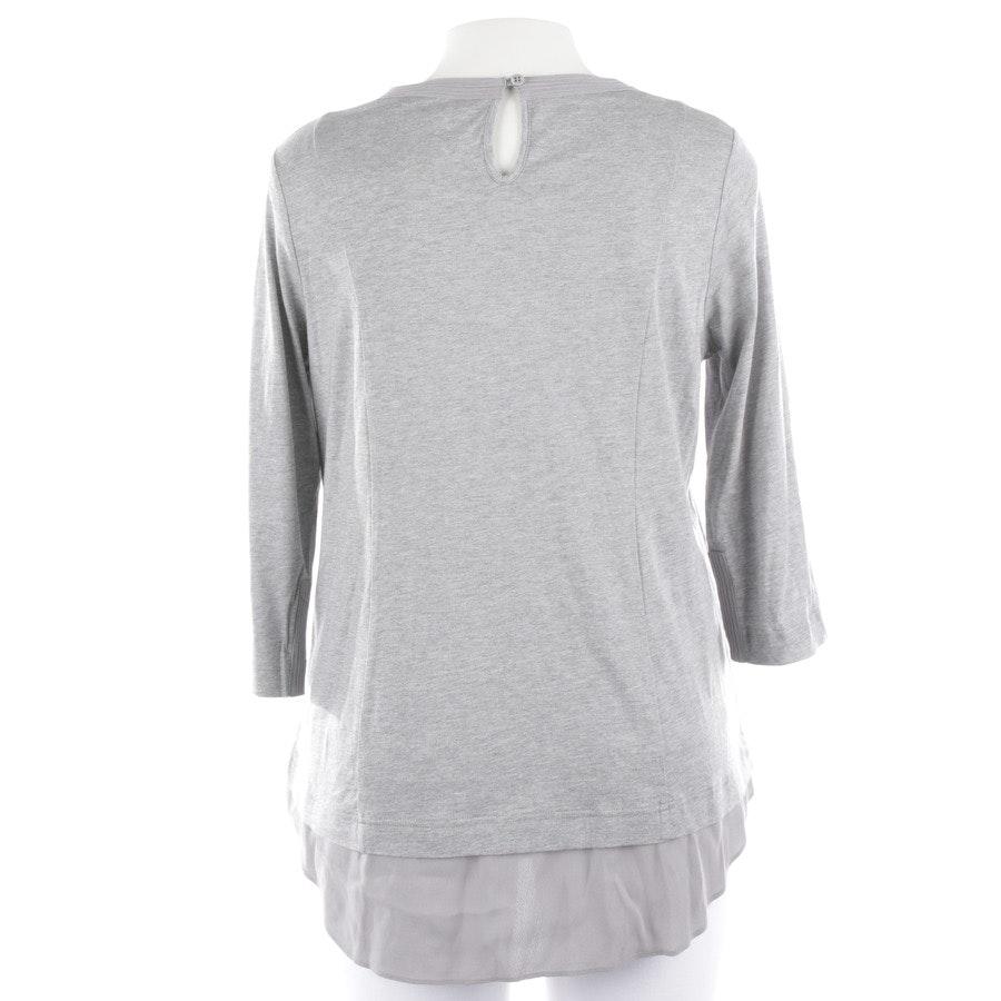 Shirt von Riani in Grau meliert Gr. 42