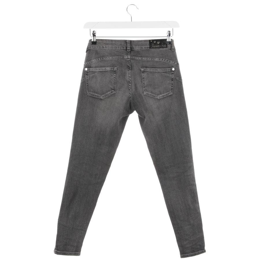 Jeans von Twin Set in Anthrazit Gr. W28