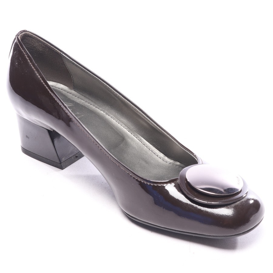 pumps from Hogan in brown size EUR 38