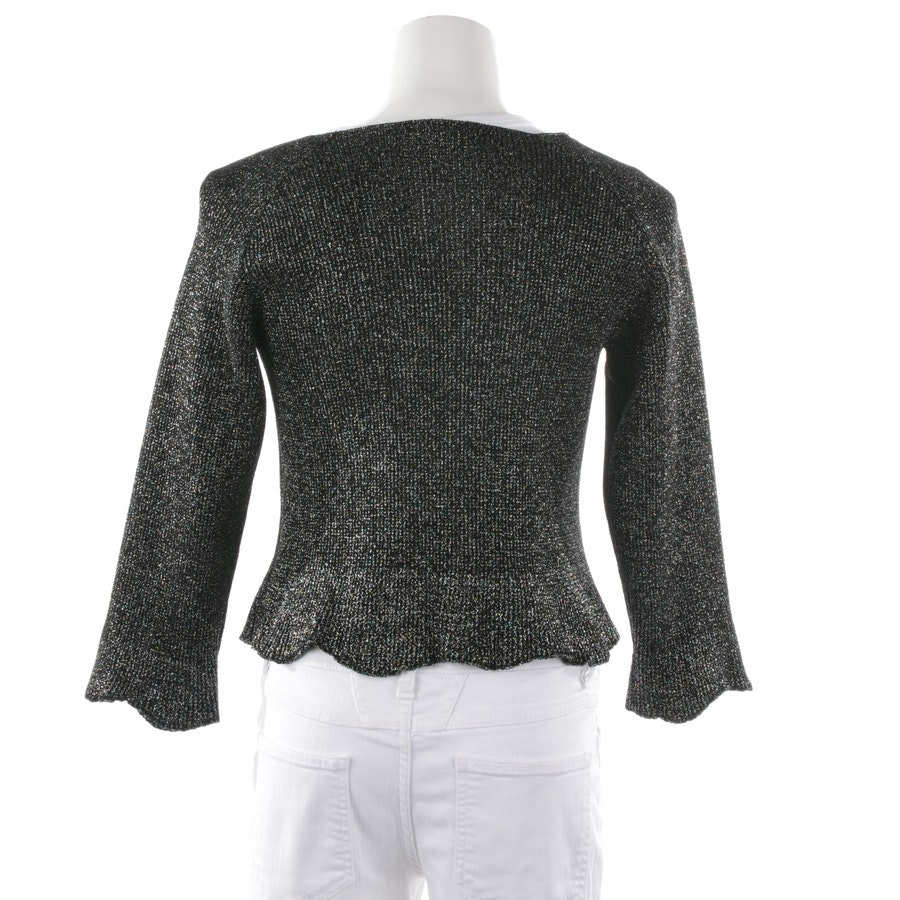 Strickjacke von Balenciaga in Multicolor Gr. XS