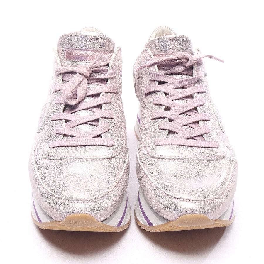Sneaker von Philippe Model in Rosa und Multicolor Gr. EUR 39