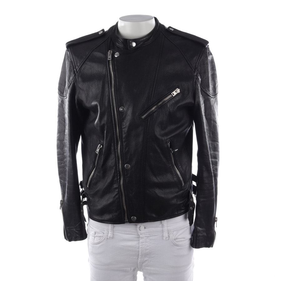leather jacket from The Kooples in black size L