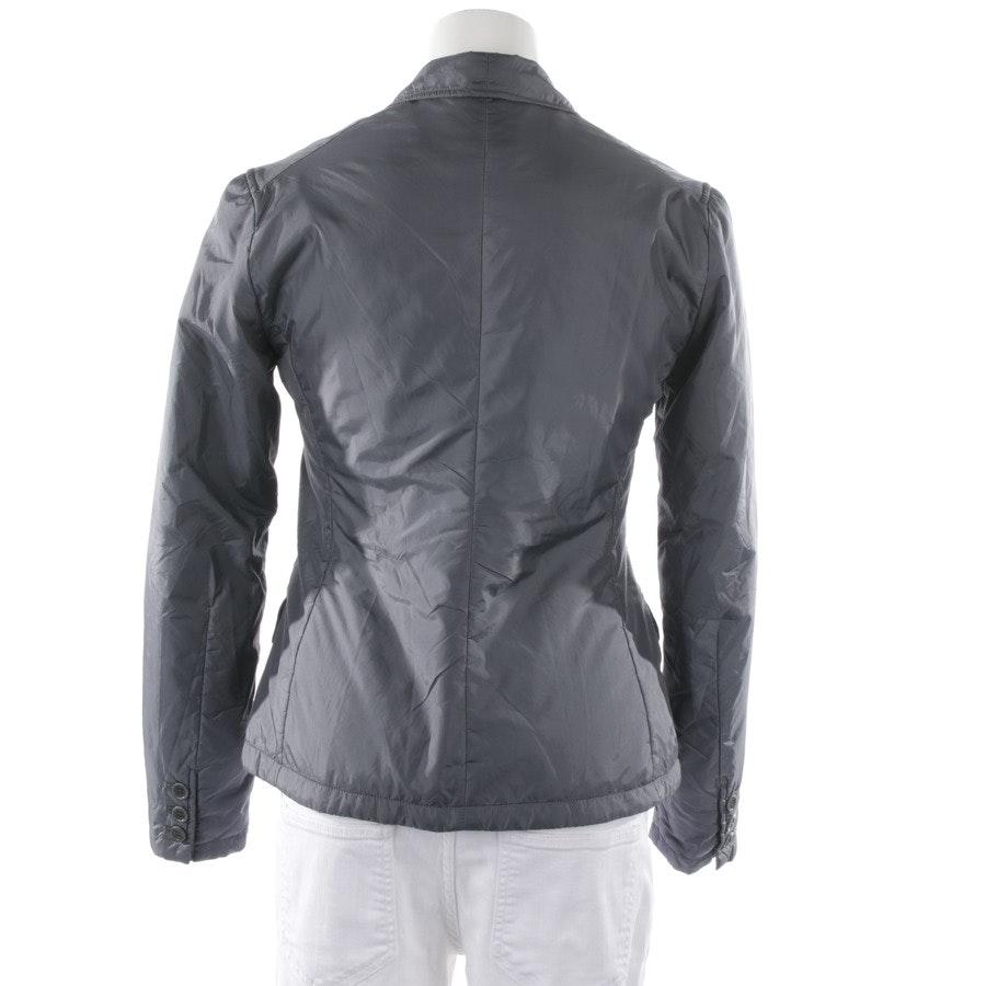 between-seasons jackets from Aspesi in graublau size S