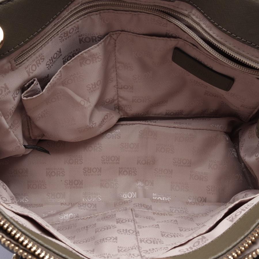 handbag from Michael Kors in khaki
