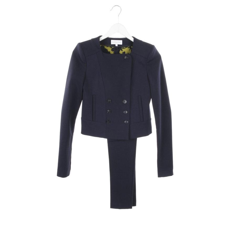 trouser suit from Patrizia Pepe in dark blue size 34 IT 40