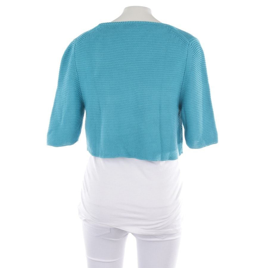 knitwear from Max Mara in turquoise size XL